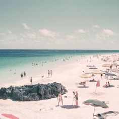 I have to at least get a several weekends in where I will just sit on the beach and watch the waves. Beach Aesthetic, Summer Aesthetic, 1960s Aesthetic, Aesthetic Vintage, Blue Aesthetic, Aesthetic Fashion, Romantic Beach Photos, Vintage Beach Photos, Vintage Summer Photography