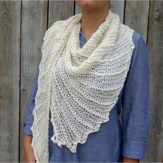 Ravelry: Sense and Sensibility Shawl pattern by Camelia Mit Knitted Shawls, Crochet Scarves, Crochet Shawl, Crochet Yarn, Lace Shawls, Knitting Scarves, Knitting Patterns Free, Free Knitting, Knitting Ideas