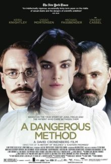 Um Método Perigoso - David Cronenberg