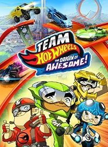 Team Hot Wheels The Origin of Awesome (2014) VER COMPLETA ONLINE 1080p FULL HD