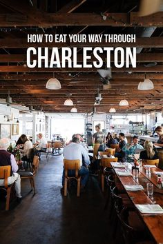 49 Best Places to Eat in Charleston SC Food Bucket List - - Heading to Charleston? See our list of 49 best places to eat in Charleston SC for the ultimate foodcation. Seafood lovers especially are in for a treat! Charleston Sc Food, Charleston Sc Restaurants, Charleston South Carolina, North Carolina, Moving To Charleston Sc, Charleston Beaches, Charleston Style, Top Restaurants, South Dakota