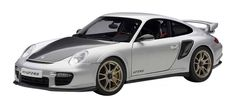 F/S AUTOart PORSCHE 911(997) GT2 RS SILVER 77961 1/18 Scale Model Car from Japan #AUTOart #PORSCHE