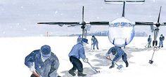 "https://flic.kr/p/ChjW7q | 30_02島のエアライン72ppi | the cut of the weekly serial novel on Sunday MAINICHI ""Shima no Airline"" by author Ryo KUROKI"