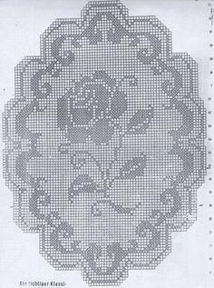 Crochet Scarves, Crochet Doilies, Filet Crochet, Needlework, Crochet Patterns, Embroidery, Crochet Lace, Color, Free Pattern