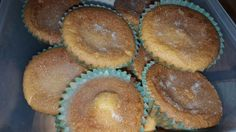 Zingy lemon drizzle individual cakes -made by Clares CakesnBakes- always a hit with family and friends