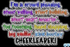 CHEER!!!