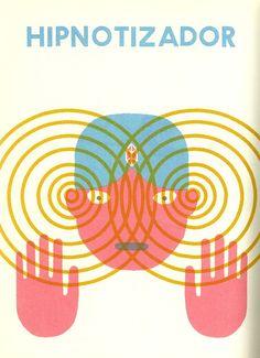 Blexbolex, Hipnotizador