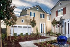 Viewpoint Plan 3 Exterior | New Homes Coming to Canyon Hills