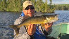 Fall Walleye Fishing More