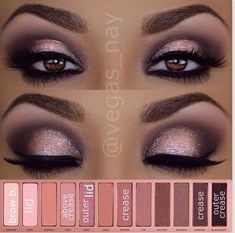 Naked 2 Make-up-Tutorials! - - Naked 2 Make-up-Tutori. - Naked 2 Make-up-Tutorials! – – Naked 2 Make-up-Tutorials! Make Up Palette, Naked Palette, Urban Decay Palette, Makeup Guide, Eye Makeup Tips, Makeup Ideas, Makeup Tutorials, Makeup Geek, Makeup Case
