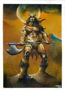 Conan: Manowar by MickLambrou on deviantART