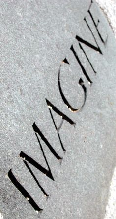 Engraving - Stone - Imagine