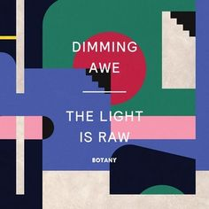 Botany: Dimming Awe, the Light Is Raw | Album Reviews | Pitchfork