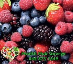 #DidYouKnow that one cup of berries has 62 calories, 8 grams of fiber and is an excellent source of vitamins C, K and manganese. #HealthHub