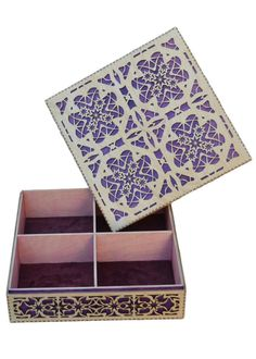 Confira as mais belas referências de caixas de MDF decoradas com diversos estilos — assista também aos videos de passo a passo e faça você mesmo.