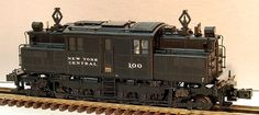 Lionel Trains 6-18351 New York Central S-1 Electric #100 O Scale