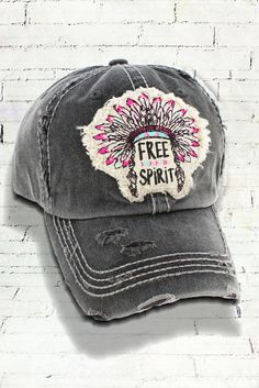 93b9aa4795b This cap is the perfect year-round fashion Cotton Distressed Cap and Patch  Embroidered Chevron Design on Back Contrast Stitching 6 Panel Velcro  Closure Sewn ...