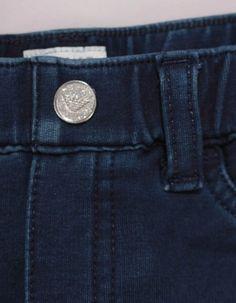 Buy Armani Junior at Accent Clothing, luxury stockist of Armani Junior. Denim Jeans, Indigo, Pocket, Logo, Girls, Clothing, Pants, Stuff To Buy, Fashion