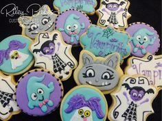 Vampirina Cookies Vampirina Birthday Vampirina favors