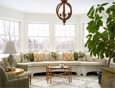 :: 1929 Estate - Sun Room(alternate) ::     - RLH Studio -