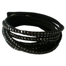 Black bracelet as always...!!