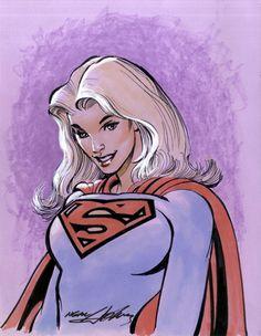 Supergirl - Neal Adams