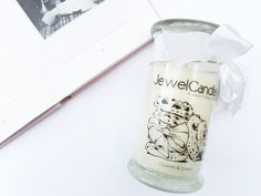 The Jewel Candle in Cookies & Cream