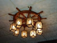 Lightolier rare vintage ceiling lamp light fixture maritime lightolier rare vintage ceiling lamp light fixture maritime nautical ceiling lamps vintage and nautical mozeypictures Gallery