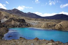 Blue Lake (Nueva Zelanda) Blue Hawaii, Water, Travel, Outdoor, Ideas, Lakes, Places To Go, Beautiful Places, Beautiful Places