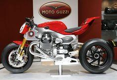 Moto Guzzi V12 concept