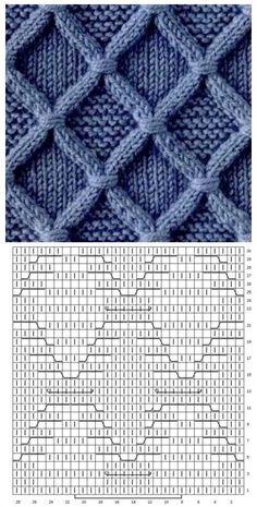 63 ideas knitting machine patterns baby free crochet, knitting for babies, Knitting Machine Patterns, Knitting Stiches, Knitting Charts, Loom Patterns, Lace Knitting, Crochet Stitches, Crochet Patterns, Free Crochet, Knit Crochet