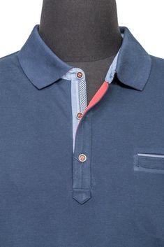 Polo Shirt Design, Check Shirt Man, Polo Shirts, Sportswear, Shirt Designs, Spring Summer, Mens Tops, T Shirt, Clothes