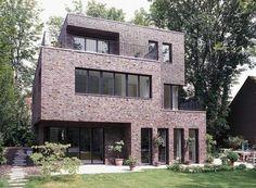 Platz 10: Haus Winkler – Klinker einmal anders
