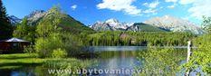 Vysoké Tatry Mountains, Nature, Travel, Naturaleza, Viajes, Destinations, Traveling, Trips, Nature Illustration