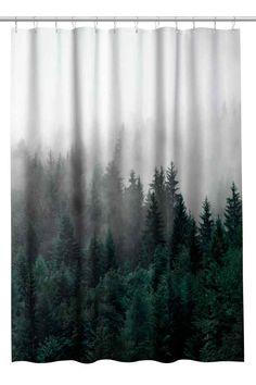 Tenda doccia con stampa foto | H&M