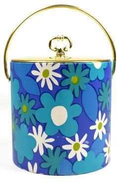 Flower Power Ice Bucket