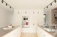 Dwell - A Transformative Duplex Renovation in Montreal