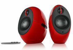 Edifier has recently reveal its latest 74 watt, Bluetooth speaker set, Luna Eclipse Bluetooth Speaker. The Edifier Luna Eclipse. Best Computer Speakers, Party Speakers, Music Speakers, Bookshelf Speakers, Audio Music, Audiophile, Logitech, Bluetooth Speaker Set, Bluetooth Speakers