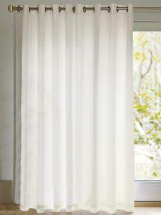 104x84 in sheer grommet top panel covers doors and windows solutions sliding door window sliding glass