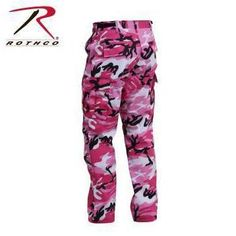 affda0bb2e Rothco Color Camo Tactical BDU Pant