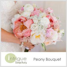 Peony Bouquet #Intrigueteaches https://www.intrigueteaches.com/