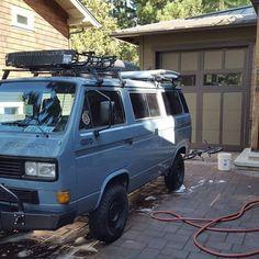 Van's looking clean