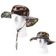 41d84361d9d Men Army Style Camouflage Bucket Hats For Spring Summer Outdoor Sports