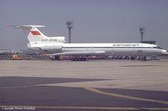 Aeroflot Soviet Airlines Tupolev Tu-154M