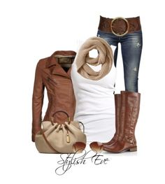 Boots And Jeans Fashion