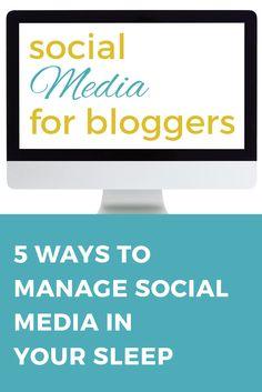 5 Ways to Manage Soc
