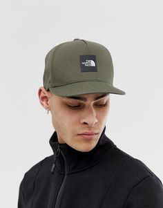 2d36d908304 THE NORTH FACE STREET BALL CAP IN GREEN - GREEN.  thenorthface