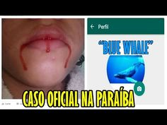 AMO VOCÊ EM CRISTO: DESAFIO DA BALEIA AZUL - URGENTE: PRIMEIRO CASO OF...