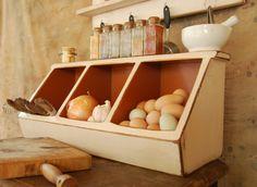 Storage- Kitchen Storage Boxes