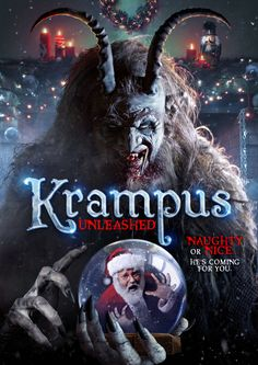 'Naughty or nice… He's coming for you!' Krampus: Unleashed is a 2016 American supernatural horror film written and directed by Robert Conway (The Covenant; Encounter; Krampu…